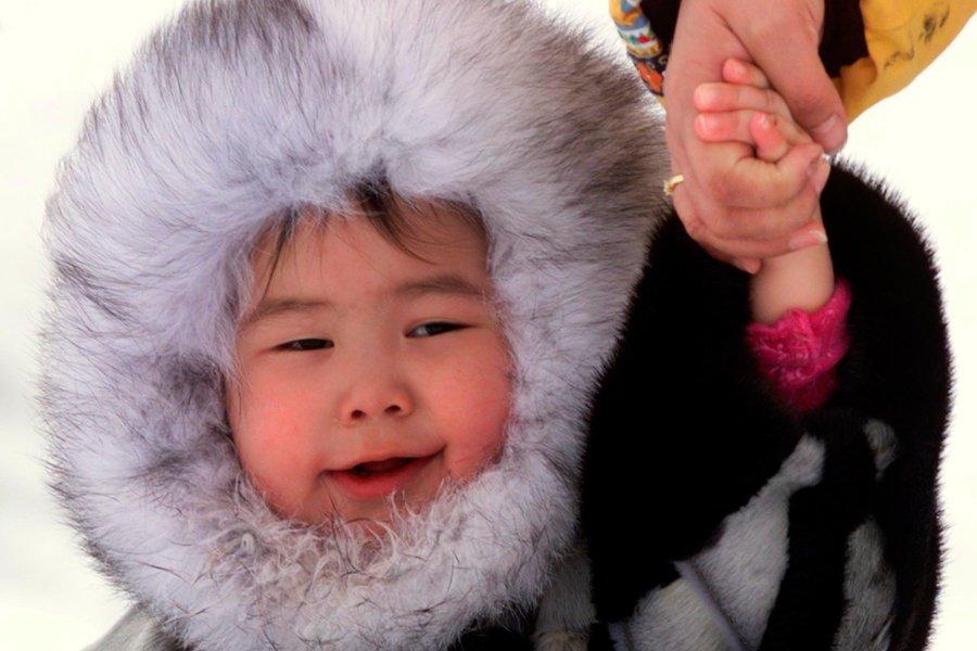 Dans les CPE du Nunavik, les éducatrices sont... (PHOTO ARCHIVES REUTERS)
