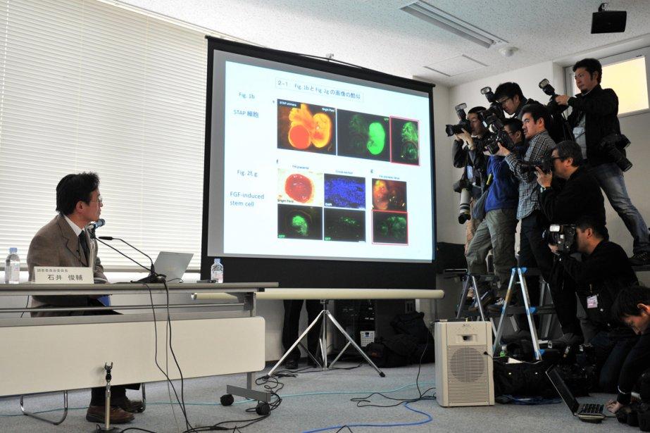 Le professeur Shunsuke Ishii a reconnu sur le... (PHOTO KAZUHIRO NOGI, ARCHIVES AFP)