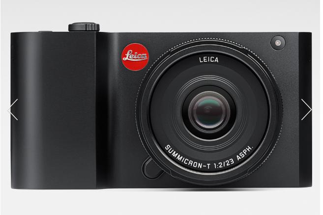La Leica T sera disponible en noir dès... (Photo Wired.com)