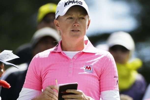 Stacy Lewis... (Photo Eric Risberg, AP)