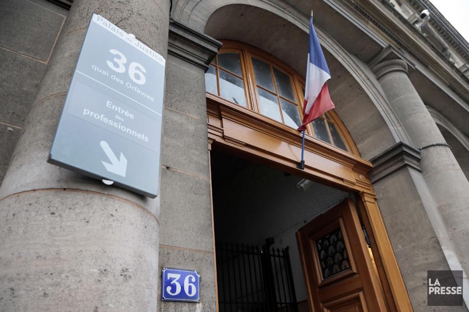 Le «36», situé au 36 quai des Orfèvres,... (PHOTO JACQUES DEMARTHON,, AFP)