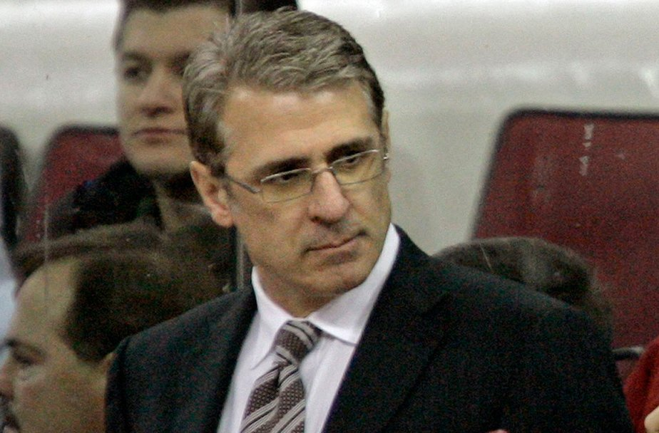 Ron Francis... (Photo Gerry Broome, archives AP)
