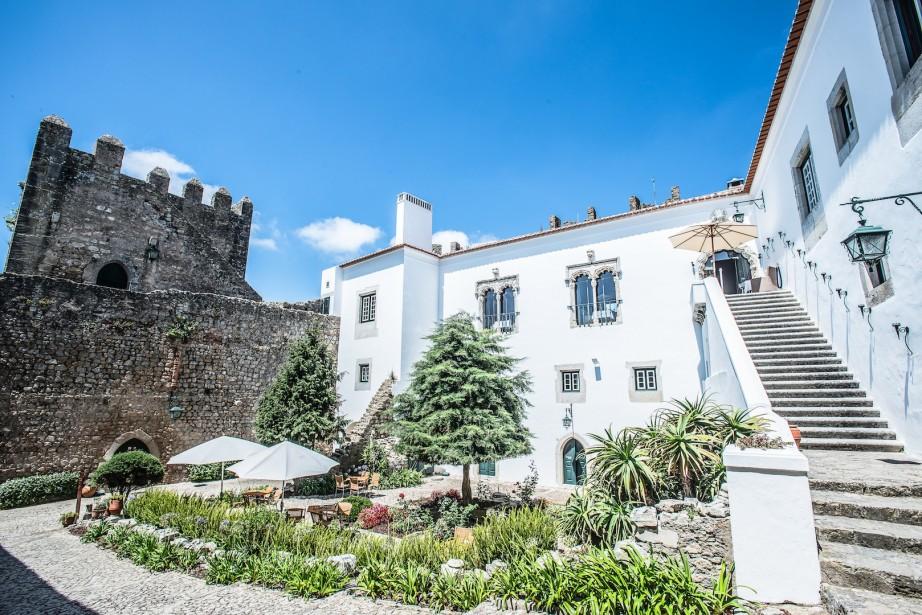 Pousada do Castelo, îbidos. (Photo fournie par le Groupe Pestana)
