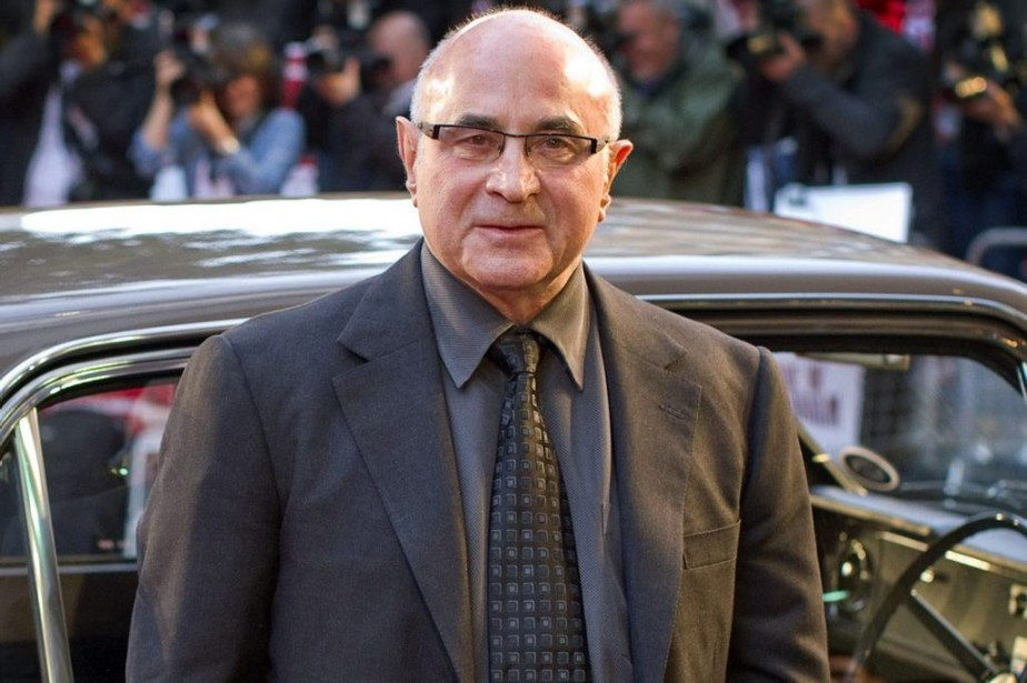 Bob Hoskins en septembre 2010. (Photo: archives AP)