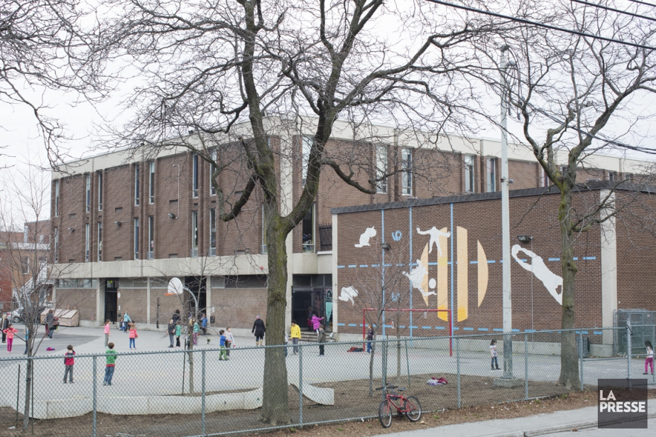 L'école Lambert-Closse.... (PHOTO ÉDOUARD PLANTE-FRÉCHETTE, ARCHIVES LA PRESSE)