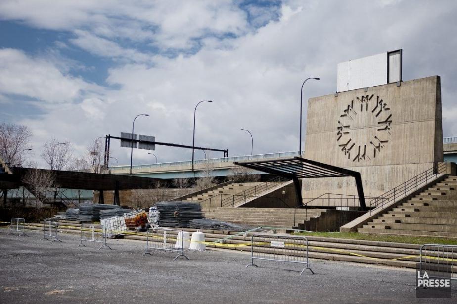 Dans un projet de transformation du parc Jean-Drapeau,... (PHOTO MARCO CAMPANOZZI, LA PRESSE)