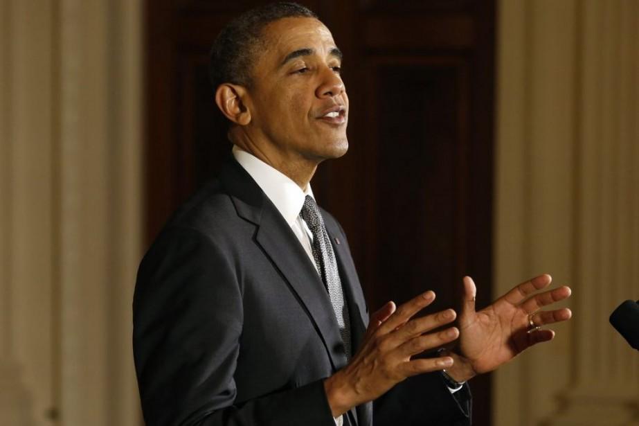 Le président Barack Obama, qui avait beaucoup promis... (Photo Yuri Gripas, Reuters)