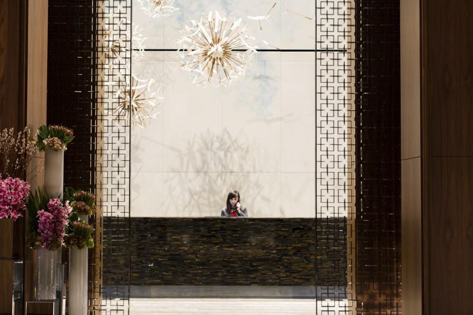 La chaîne hôtelière Four Seasons a une forte image de marque en Amérique du Nord. (Photo Edouard Plante-Fréchette, La Presse)