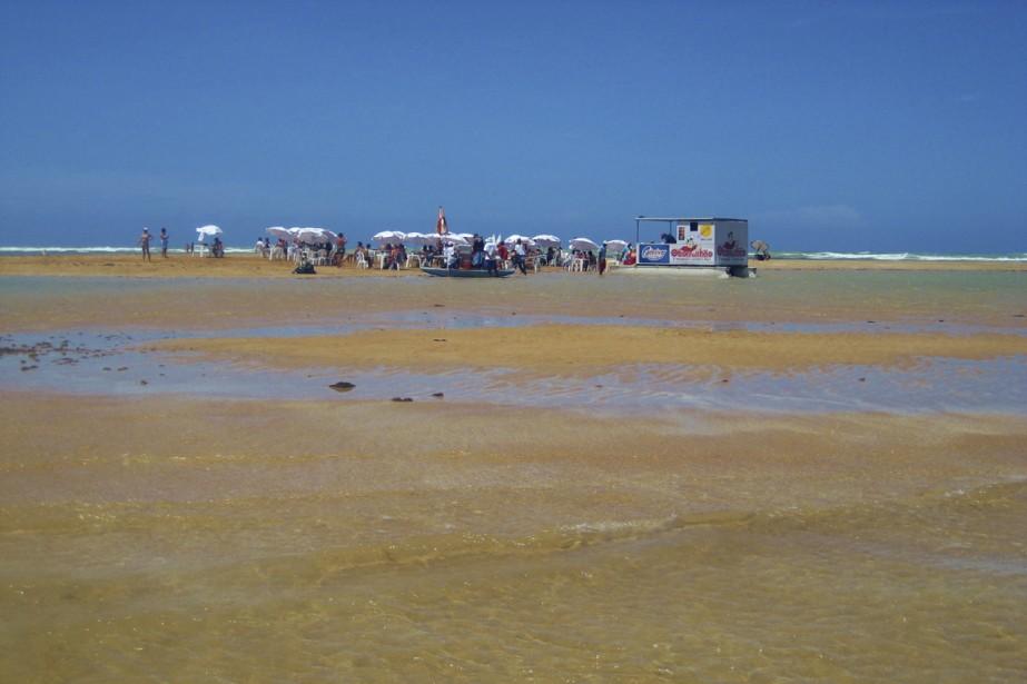 La Ponta do Seixas est le lieu le plus oriental des Amériques. (Photo Sarah-Émilie Nault, collaboration spéciale)