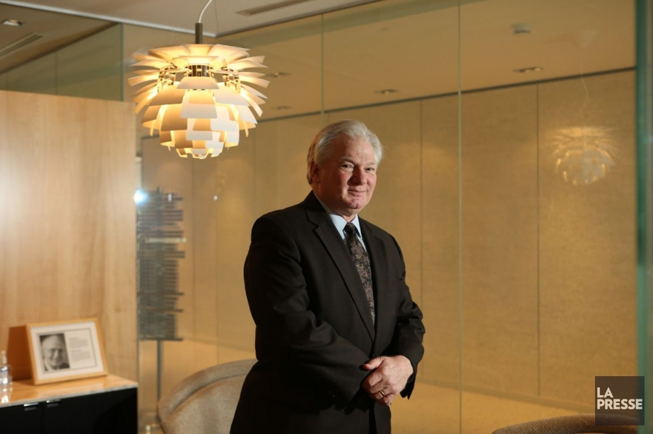 DavidDodd, grand patron d'AEterna Zentaris, a acheté lundi... (Photo Martin Chamberland, Archives La Presse)