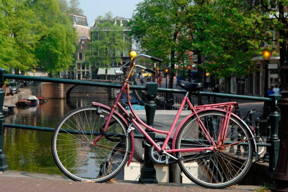 À Amsterdam, aux Pays-Bas, un peu plus de... (PHOTO ARCHIVES AGENCE FRANCE PRESSE)