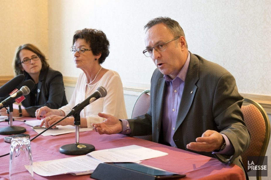 «Les employés de la fonction publique québécoise sont... (PHOTO ROBERT SKINNER, LA PRESSE)