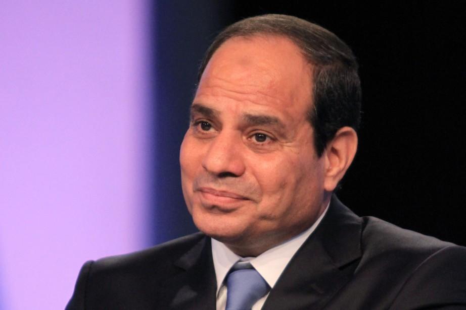Abdel Fattah al-Sissi... (Photo archives Agence France-Presse)