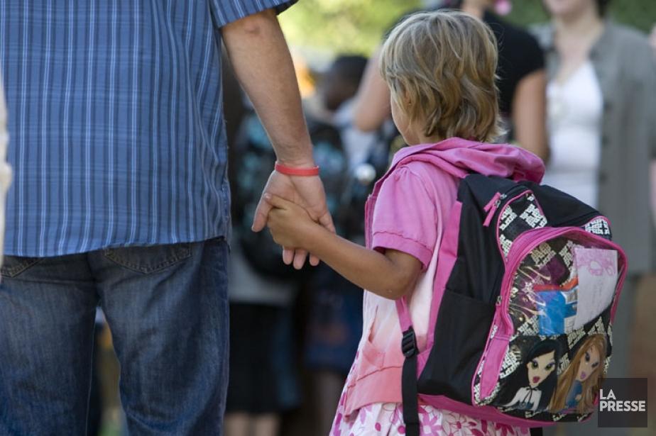Dans les familles unies, 63% des répondants affirment... (Photo: François Roy, archives La Presse)