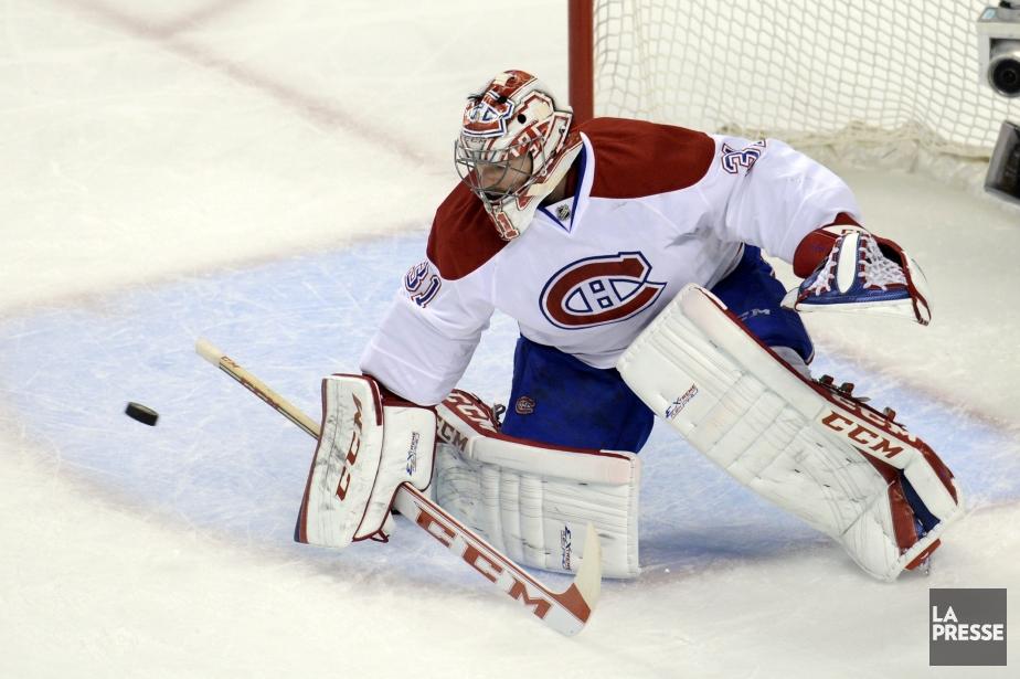 Le hockey des Canadiens Coors... (Photo: Bernard Brault, archives La Presse)
