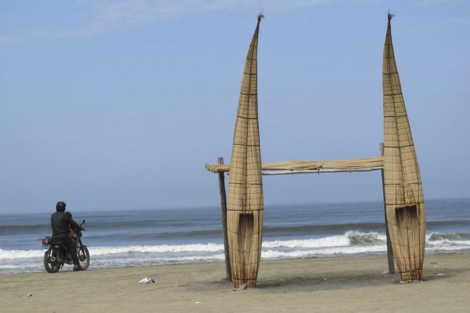 VOYAGE - Pérou du Nord. Tôt le matin,...