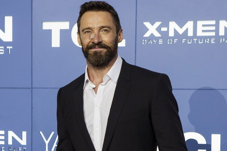 Hugh Jackman a foulé le tapis rouge de... (Photo: Reuters)