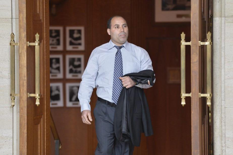 Mohamed Harkat.... (La Presse Canadienne)