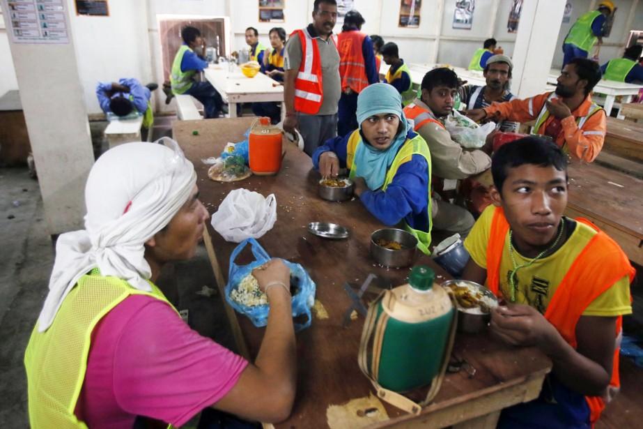Les organisations des droits de l'homme ont souvent... (PHOTO KARIM JAAFAR, ARCHIVES AFP/AL-WATAN DOHA)