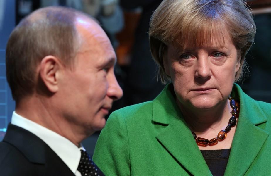 L'Allemagne, dirigée par Angela Merkel, n'a jamais apprécié... (Photo RONNY HARTMANN, archives Agence France-Presse)