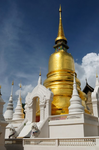 Le temple Wat Phra Singh de Chiang Mai. (Photo Digital Vision/Thinkstock)