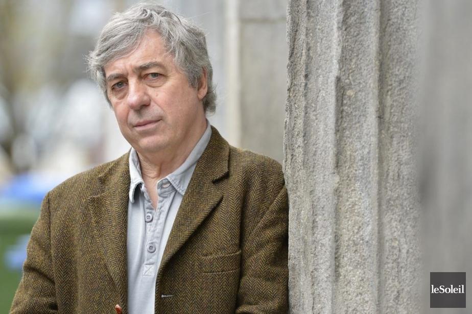 C'est l'écrivain et journaliste Sorj Chalandon (notre photo)... (Photo: Yan Doublet, archives Le Soleil)