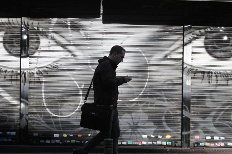 Une douzaine de cas d'espionnage d'employés envers des... (PHOTO FRANCISCO SECO, ARCHIVES AP)