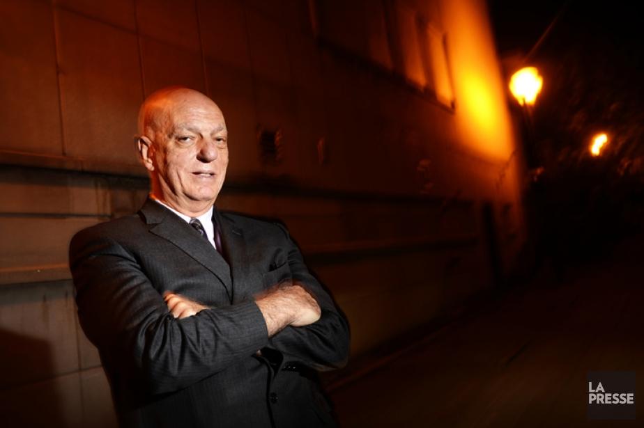 Peter Sergakis, président de l'Union des tenanciers de... (PHOTO BERNARD BRAULT, ARCHIVES LA PRESSE)