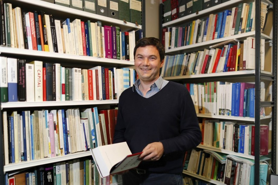 Thomas Piketty... (PHOTO ARCHIVES REUTERS)