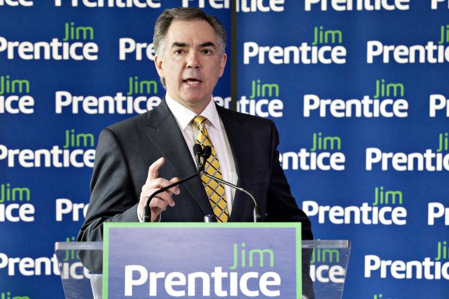 Jim Prentice a dirigé le ministère des Affaires... (PHOTO JASON FRANSON, LA PRESSE CANADIENNE)