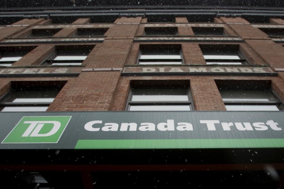 Dans ses activités bancaires au détail au Canada,... (Photo Ben Nelms, archives Bloomberg)
