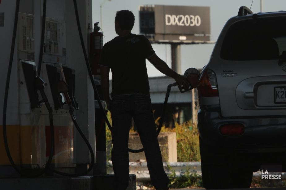 La hausse des prix à la pompe a... (Photo Martin Chamberland, archives La Presse)