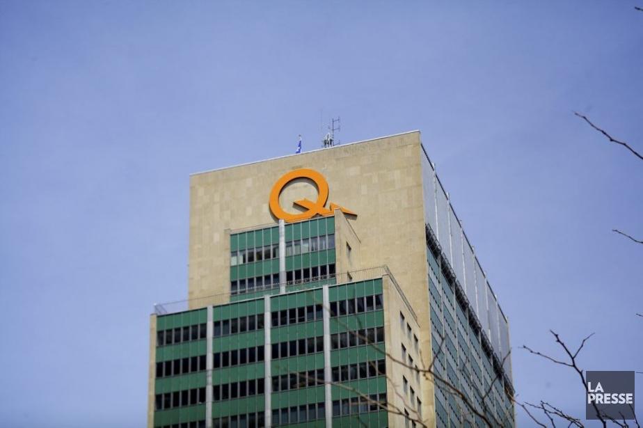 Les ventes d'électricité ont augmenté au Québec et... (Photo Sarah Mongeau-Birkett, archives La Presse)