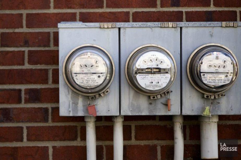 En moyenne, nous consommons 20 % plus d'énergie... (PHOTO SARAH MONGEAU-BIRKETT, ARCHIVES LA PRESSE)