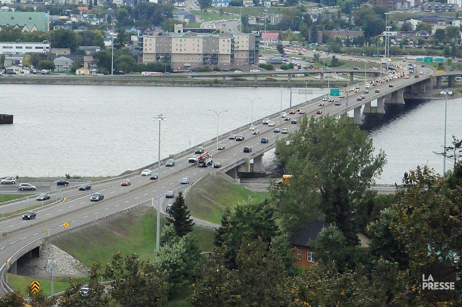 À Saguenay, presque trois fois plus de déversements... (archives Mariane L. St-Gelais)
