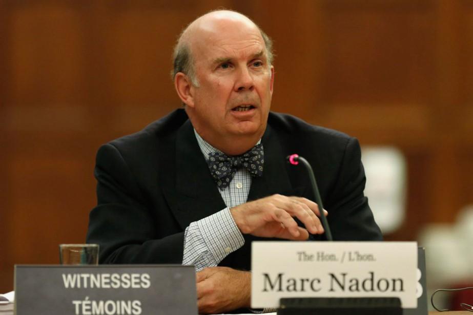 Le juge Marc Nadon.... (PHOTO CHRIS WATTIE, ARCHIVES REUTERS)