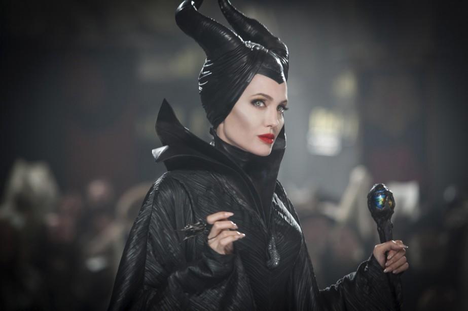Le visage et la silhouette d'Angelina Jolie se... (Photo: fournie par Disney)