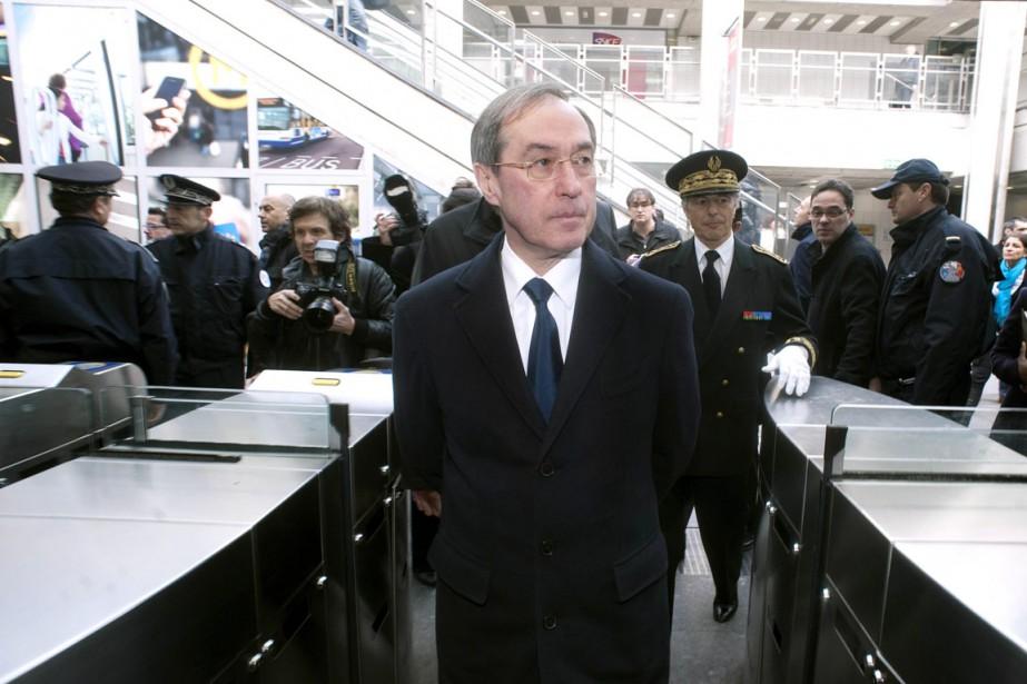 L'ex-ministre de l'Intérieur Claude Guéant.... (PHOTO PASCAL PAVANI, ARCHIVES AFP)