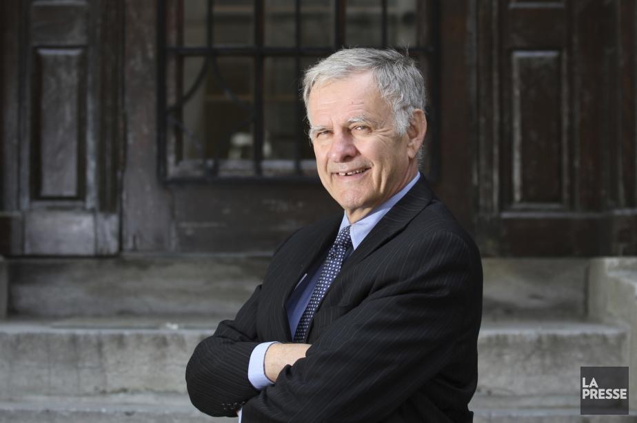 Marcel Côté, qui a été candidat à la... (Photo archives La Presse)