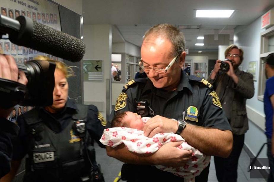 Le bébé enlevé a été retrouvé en fin... (Photo: Le Nouvelliste)