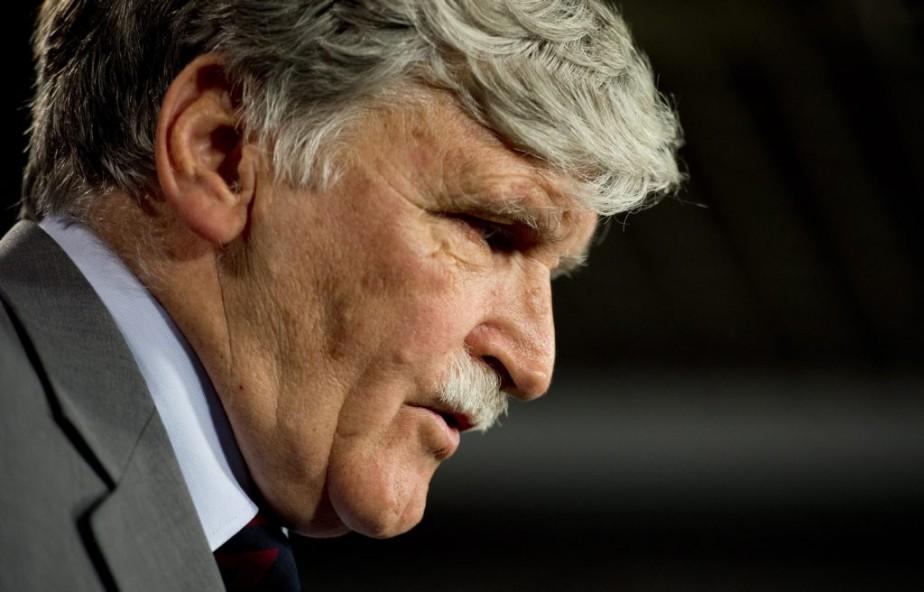 Le sénateur libéral Roméo Dallaire est vice-président du... (Photo archives La Presse Canadienne)