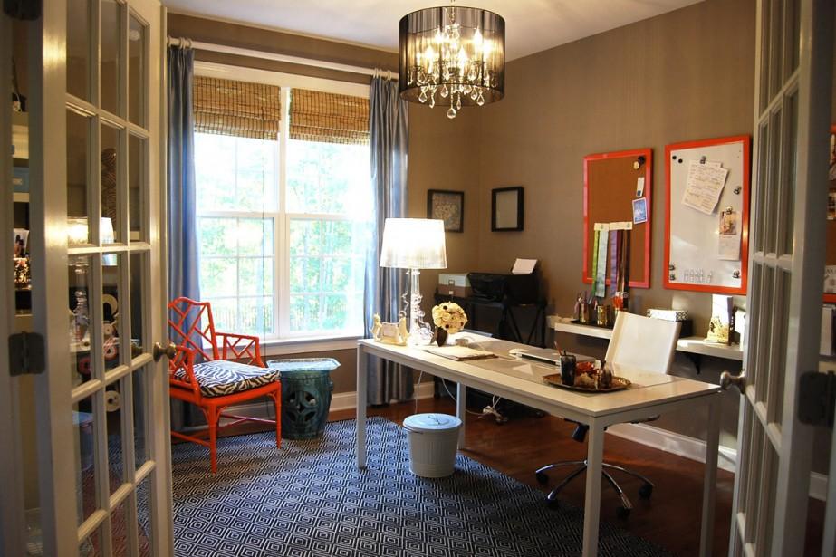 bien travailler chez soi claudia guerra design. Black Bedroom Furniture Sets. Home Design Ideas