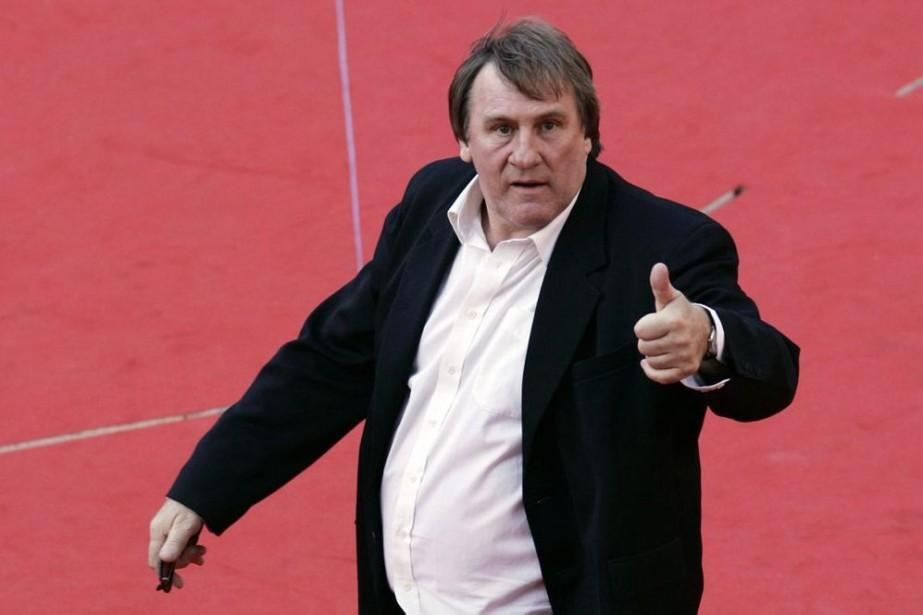 Gérard Depardieu, vedette du film.... (PHOTO ARCHIVES AP)