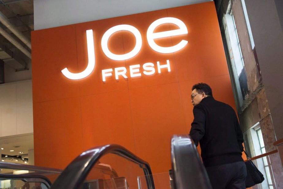 Joe Fresh ouvrira samedi à Séoul ce qui... (Photo Darren Calabrese, La Presse Canadienne)