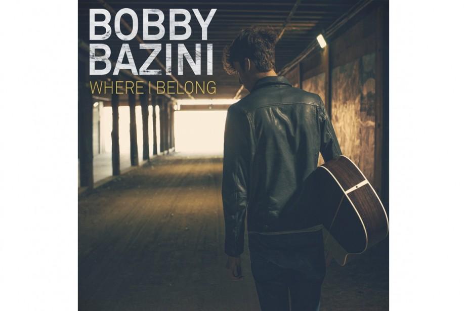 Bobby Bazini fait son entrée en première place...