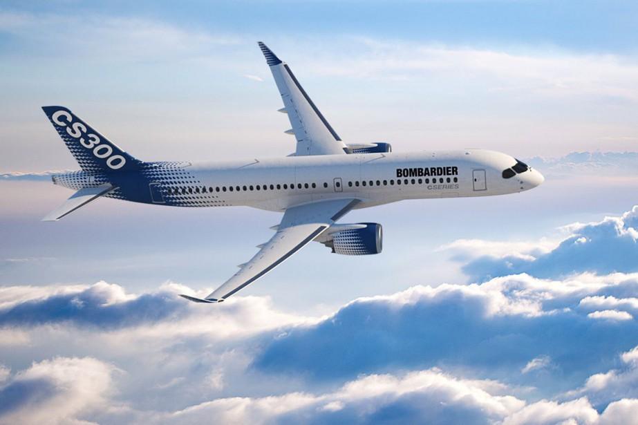 Alors que la plupart des avions sont élaborés... (PHOTO FOURNIE PAR BOMBARDIER)