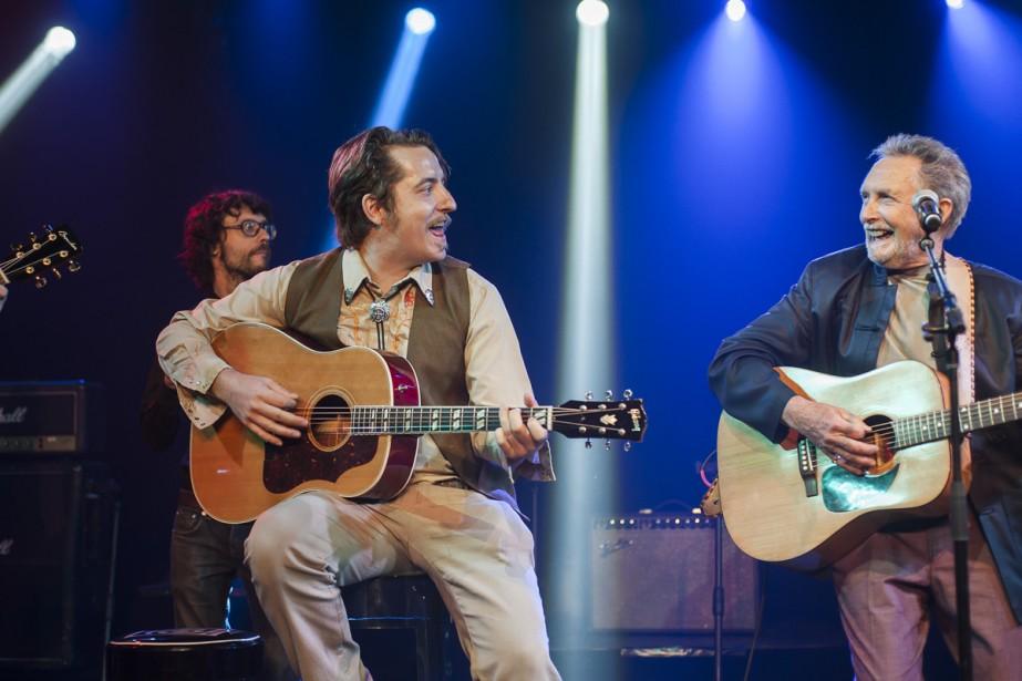 Louis-Philippe Gingras, qui chantera bientôt aux FrancoFolies (à... (Photo: Hugo Lacroix, collaboration spéciale)