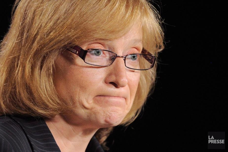 La commissaire à l'information du Canada, Suzanne Legault,... (Photo Sean Kilpatrick, Archives La Presse Canadienne)