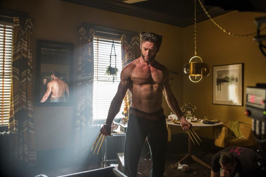 Le personnage de Wolverine (Hugh Jackman), créé dans... (Photo: fournie par 20th Century Fox)