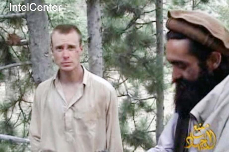 Le soldat américain Bowe Bergdahl a été libéré... (IMAGE ARCHIVES AP/INTELCENTER)